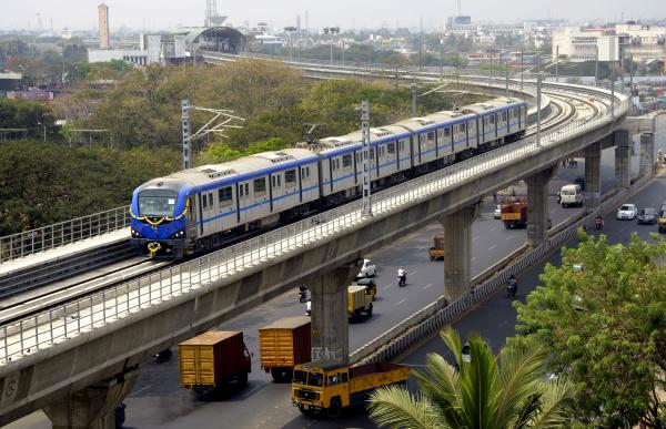 Canadian firm competing for Chennai Metro rail project