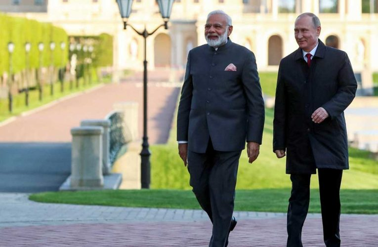 Narendra Modi and Vladimir Putin resolve to additionally fortify ties in telephonic conversations