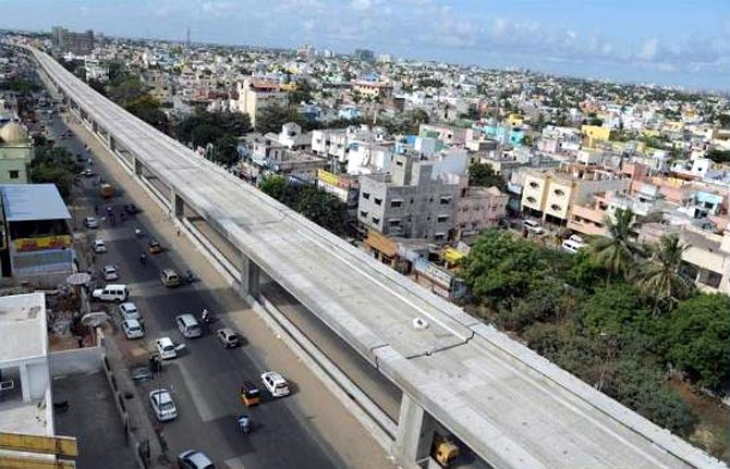 16 projects launched in Tamil Nadu