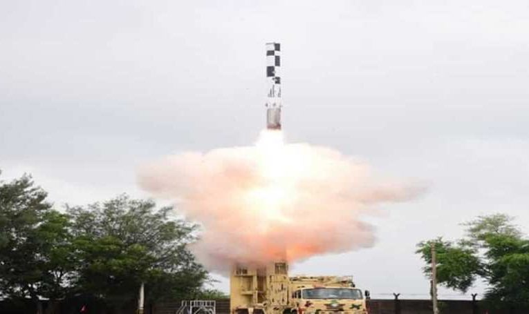 Government affirms enlistment of nuke-able Shaurya missile in the midst of Ladakh standoff