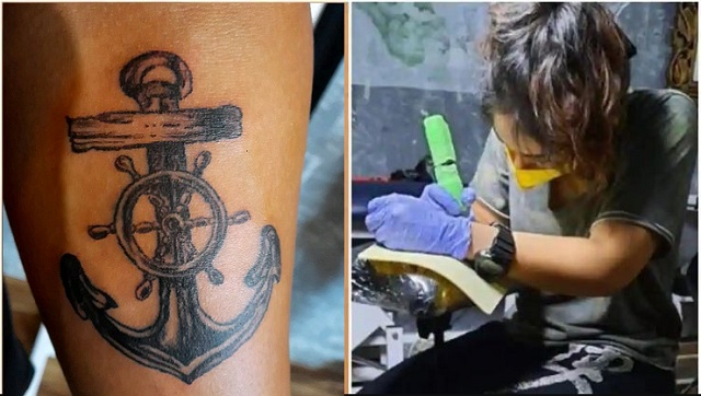 Aamir Khan's daughter Ira Khan obtains another career, creates the first tattoo