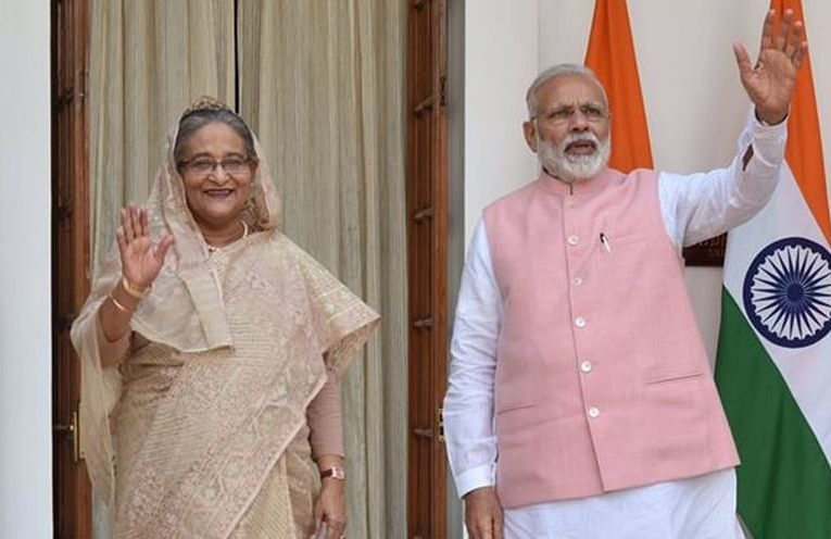 Prime Minister Narendra Modi set to hold a virtual summit with Bangladesh PM Sheik Hasina, visit Dhaka one year from now