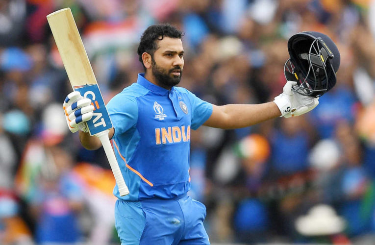 Rohit Sharma two runs away from touching Virat Kohli and Suresh Raina in the exclusive club