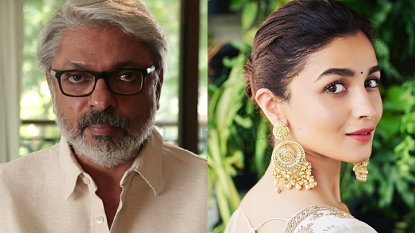Director Sanjay Leela Bhansali and Alia Bhatt, back on sets of Gangubai Kathiawadi after just about seven months