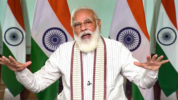 PM Narendra Modi wishes on Navratri, seeks after the positive change in the lives of poor people