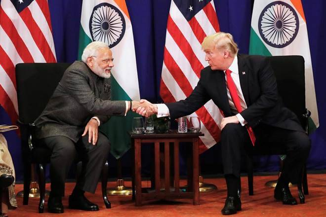 India and the US sign the key military deal, representing nearer ties