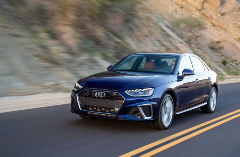 Audi A4 2021 hits production lines, launch planned for early one year from now