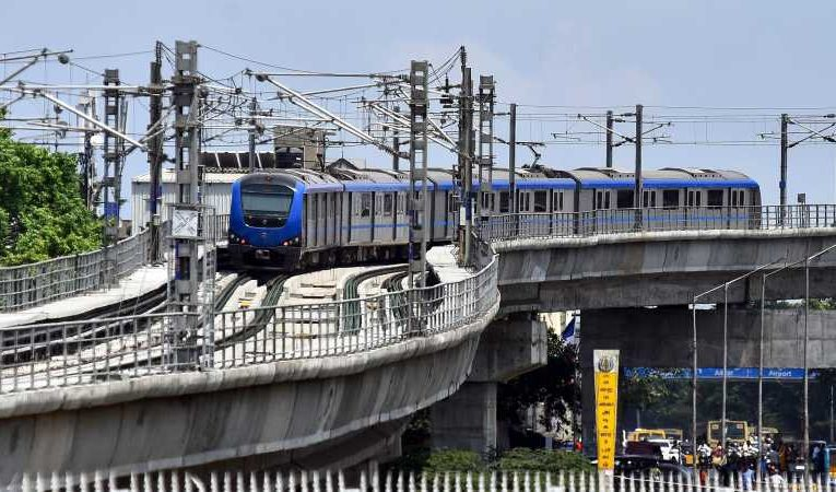 Chennai Metro rolls out a major improvement in Phase II plan