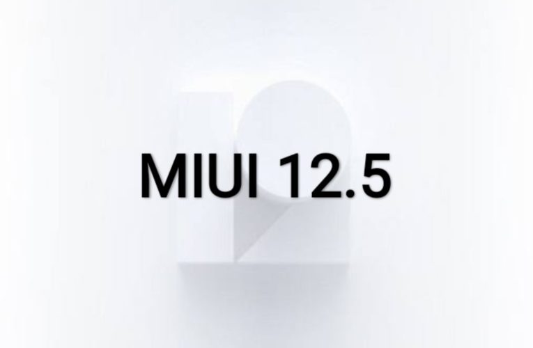 Xiaomi declares MIUI 12.5 that is snappier, more secure, and prettier than ever