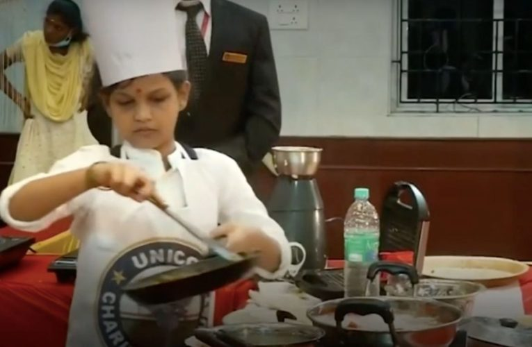 Tamil Nadu girl cooks 46 dishes in 58 minutes, enters UNICO Book of World Records