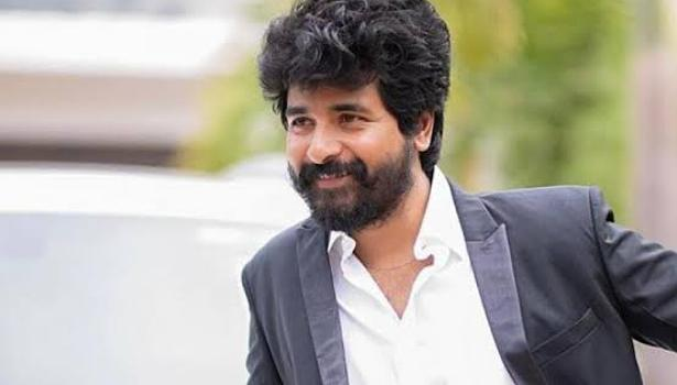 Sivakarthikeyan nominated for a special award in the name of Nammalvar