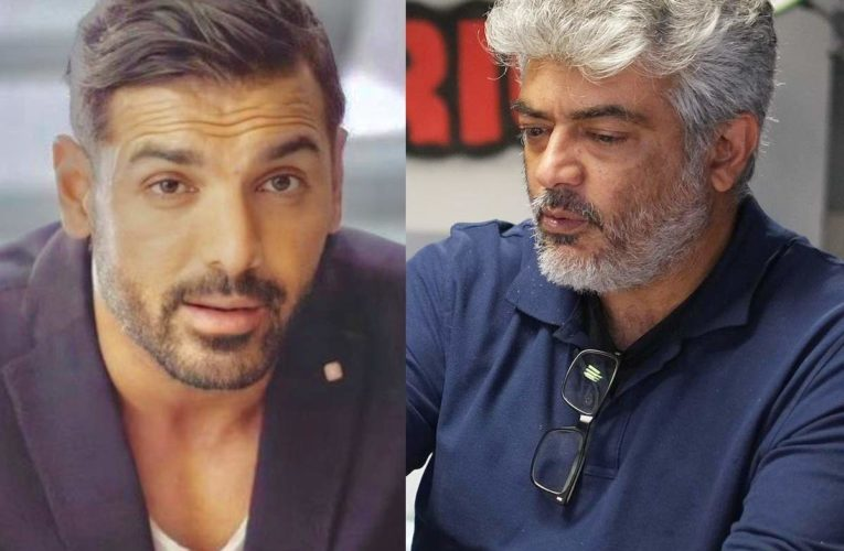 John Abraham will come back by Tamil debut with Ajith's 'Valimai'